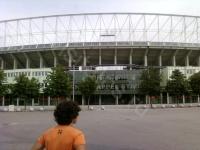 Вена. Эрнст-Хаппель-Штадион.
