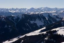 Китцбюэльские Альпы.