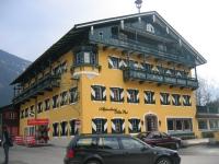 Майрхофен. Отель Alte Post.