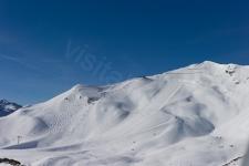Seekareck (2217 м) и трасса 9a.