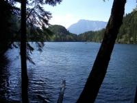 Озеро Пибургерзее (Piburgersee).