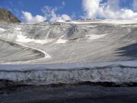 Спасение ледника от июльской жары.