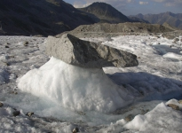 Ледник Реттенбах.