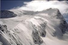 Зельден. Ледник Реттенбах.