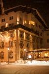 Санкт Антон. Отель Schwarzer Adler 4*.