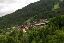 Ла Танья, 1350 м.