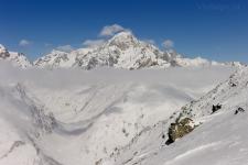 Monte Bianco. Монблан.