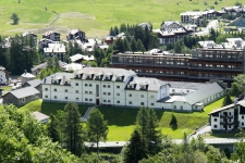 Альпийская военная школа в Ла Туиле. Секретное фото: Visitalps.ru