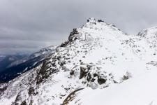 Пассо Ролле. Гора Tognazza