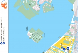 План Венеции 3